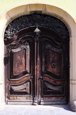 Gombaszögi Frida színésznő háza, ahol a legenda szerint még IV. Károly is megfordult.