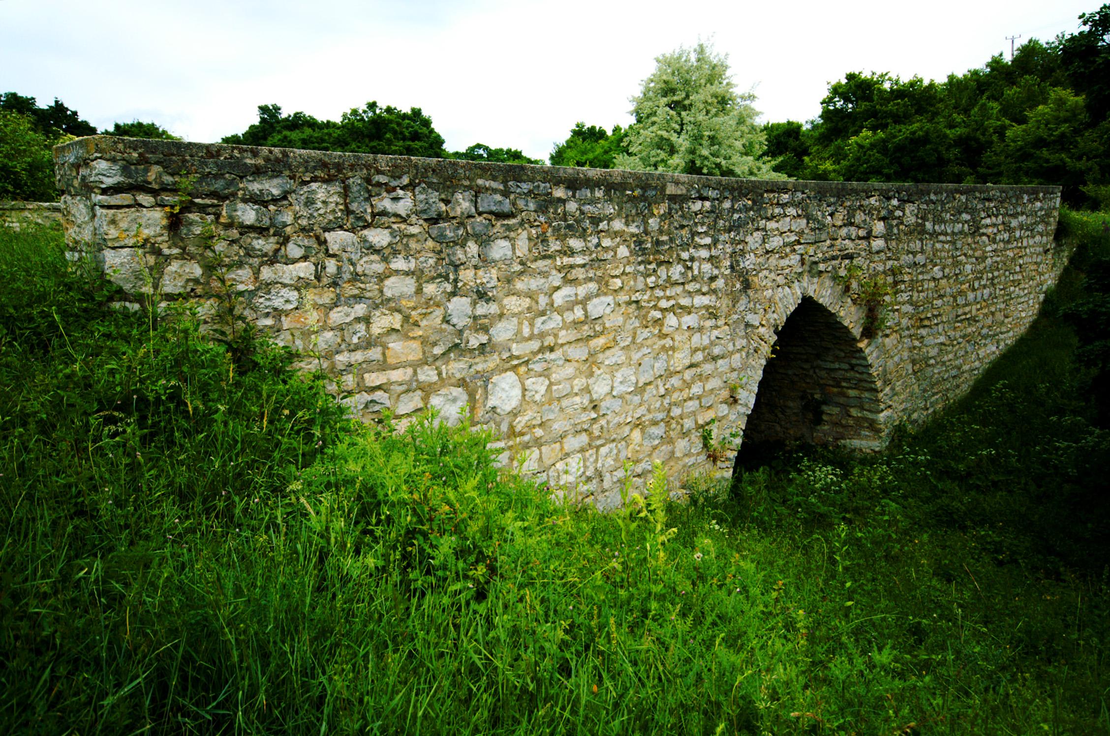 Kisdörgicsei román kori híd
