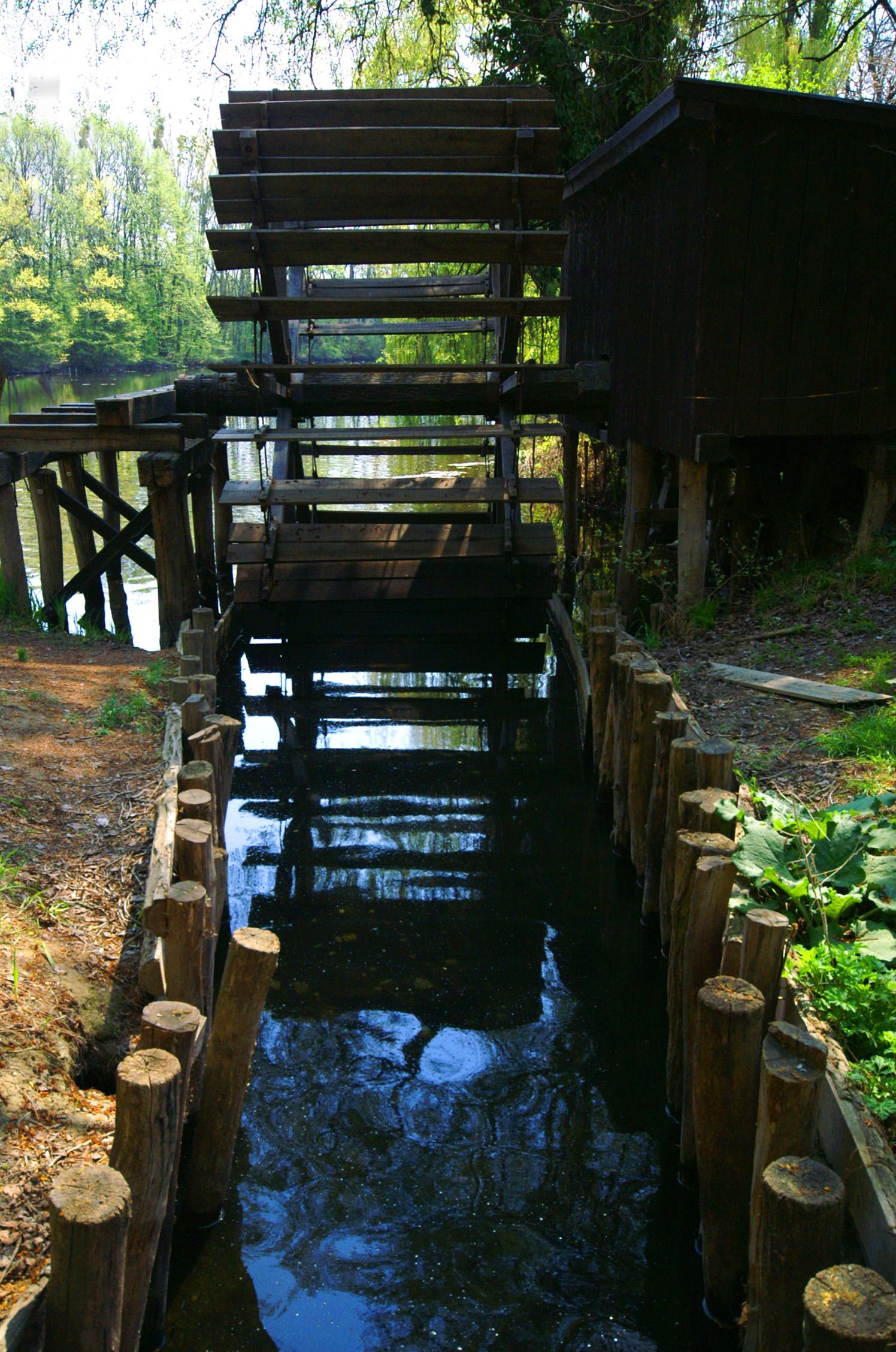 Dunatőkési vízimalom