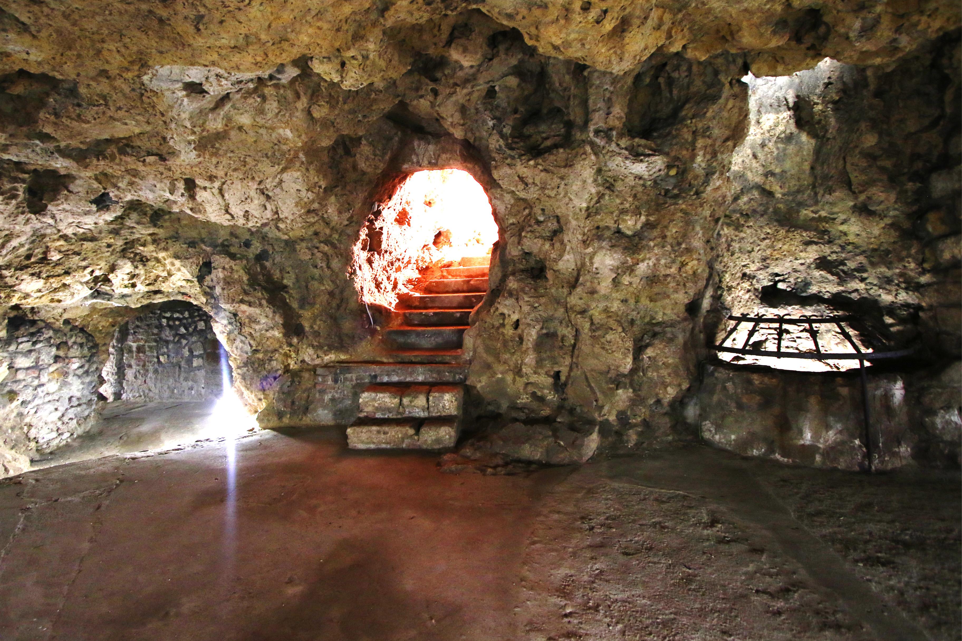 A Budai Várnegyed alatti alagútrendszer