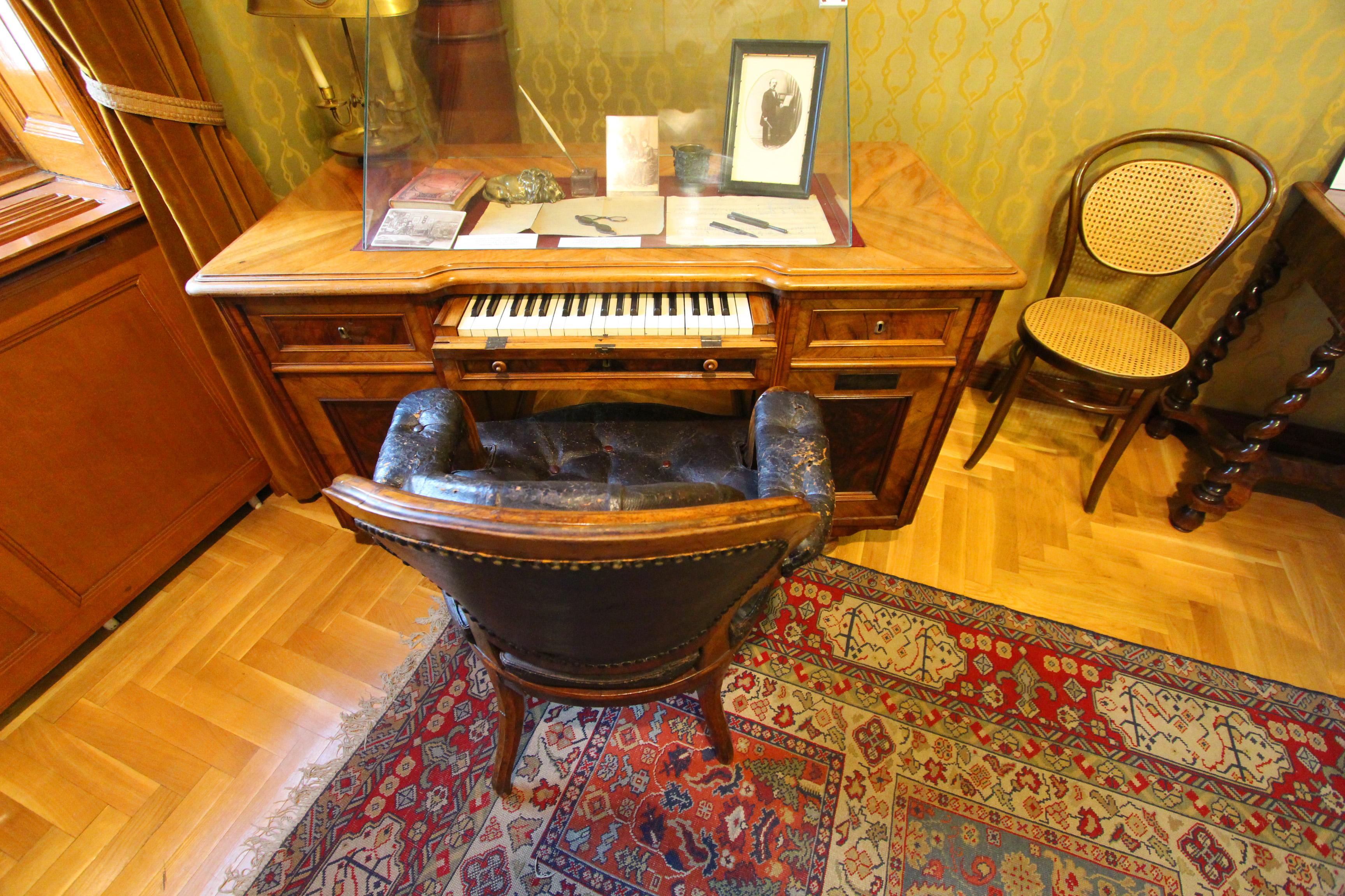 Liszt otthona és a Régi Zeneakadémia