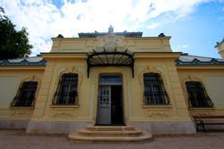 Dabasi Halász-kastély, Kápolnásnyék