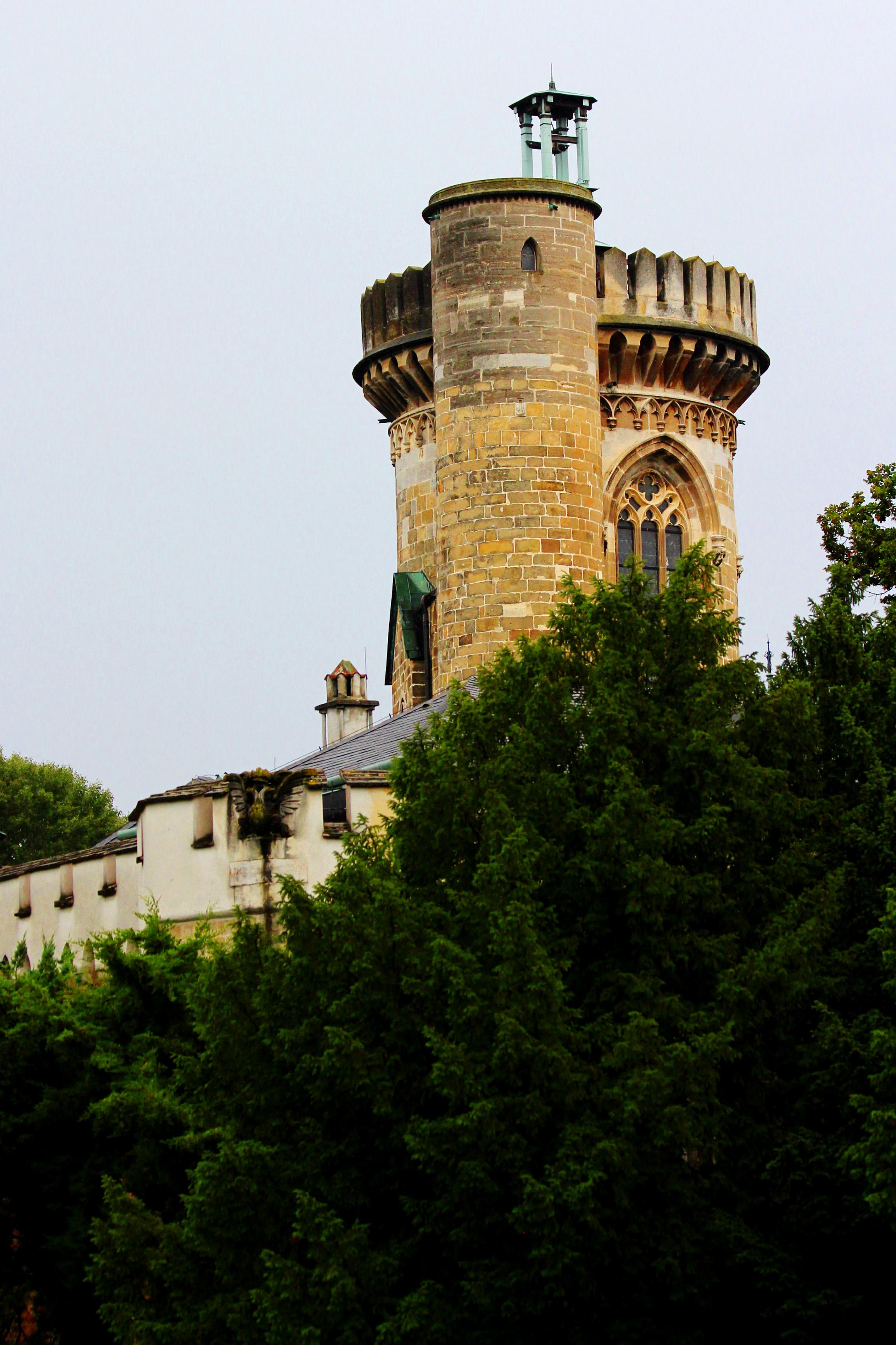 Franzensburgi-kastély, Laxenburg