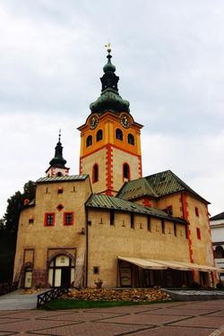 Besztercebánya - Barbacan