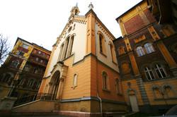 Hold utcai református templom
