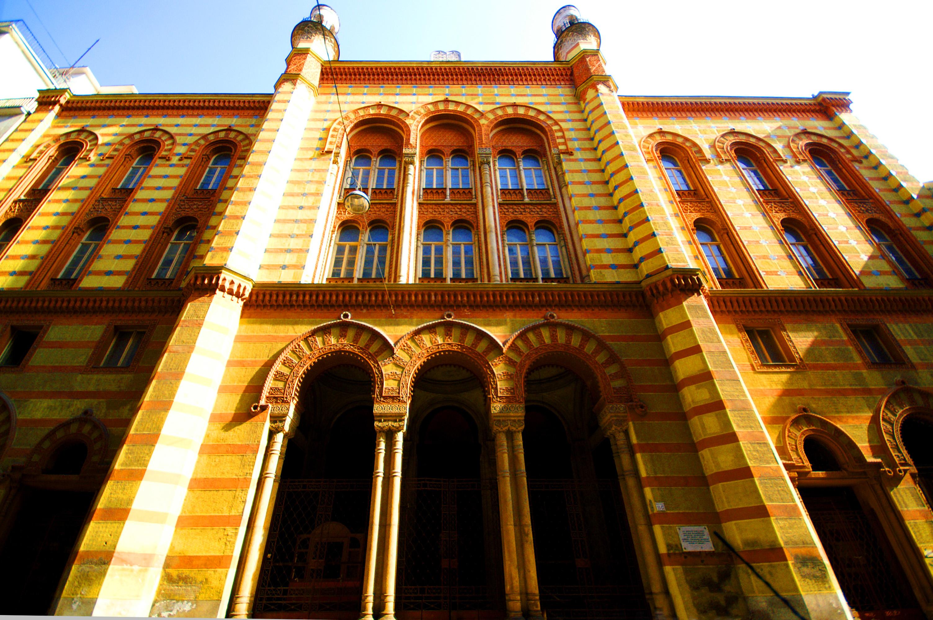 Rumbach Sebestyén utcai zsinagóga