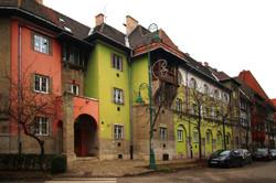 Wekerletelep, Kós Károly tér 9.