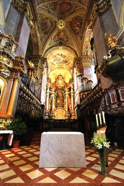 Klosterneuburgi Apátság temploma