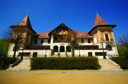 A százéves Hullám Hotel Keszthelyen