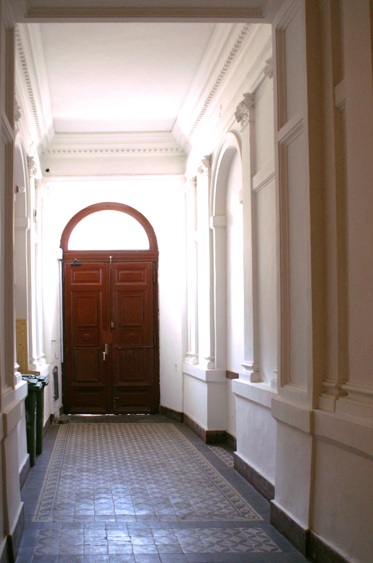 Molnár Ferenc lakóháza