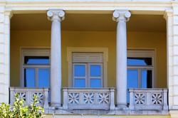 Klösz György századelős fotográfus otthona