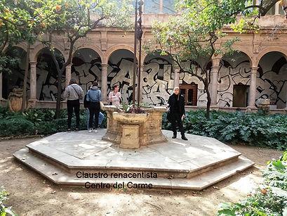 Tour de arte callejero y barrio el Carmen