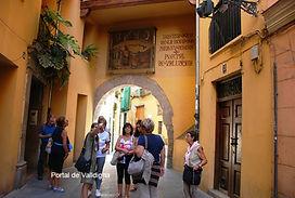Le quartier El Carmen et le street art