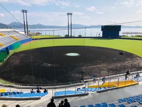 沖縄でのプロ野球キャンプ、北海道日本ハムファイターズの皆様がいらしておりました。ファンの皆様がリエッタ中山にお泊頂きました。キャンプや合宿等スポーツ盛り上がるといいですね。里耶塔中山旅館名護飯店