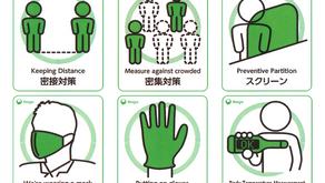 OKINAWAフルーツらんど「新型コロナウイルス感染拡大防止対策」につきまして