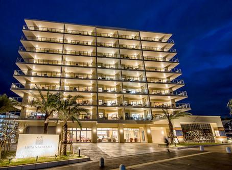 年末年始はポカポカ陽気の沖縄でゆったり過ごすのもいいですね。ご家族を始め皆様で過ごせる広いお部屋です。フロントは英語を始め多言語でも対応しております。LIETA.NAKAYAMA里耶塔中山旅館