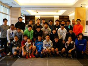 沖縄名護のデイゴラグビースクールとワセダクラブの合同スポーツ合宿が行われました。ハードなキャンプメニューを乗り越える皆さんに私達もたくさんの元気を頂きました。