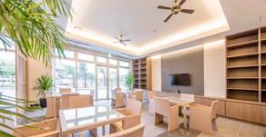 OKINAWA FRUITS LANDにはコンドミニアムホテル名護リゾートリエッタ中山がございます。10様まで泊まれる広々スペース、お二人で贅沢に家族やグループでゆったりと過ごせます。一室料金です。