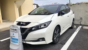 沖縄フルーツランドに隣接しているホテル、リエッタ中山ではカーシェアーが始まりました。プロ野球キャンプシーズン、名護市では北海道日本ハムファイターズがキャンプインです。名護球場まではやく10分の距離です