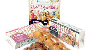 絵本の世界トロピカル王国物語を冒険するテーマパーク沖縄フルーツランドでは、かわいいキャラクター達のオリジナルお土産商品がございます。サーターアンダギーやカステラや黒糖、ちんすこうやパインチョコなどなど