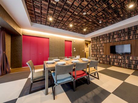 コンドミニアムホテル名護リゾートリエッタ中山には沖縄フルーツランドのトロピカル王国物語の世界が広がるお部屋がございます。不思議で楽しいお部屋でぜひご宿泊下さい。GOTOトラベルも対象です。旅館