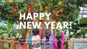 2021年、新年あけましておめでとうございます。今年は丑年着実に進んで参ります。沖縄フルーツランド・トロピカル王国物語、コンドミニアムホテル名護リゾートリエッタ中山を始め引き続き宜しくお願い致します。