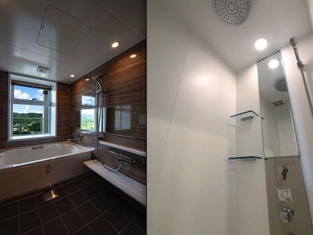 コンドミニアムホテル名護リゾート「リエッタ中山」は、暮らすように旅をするという大切なキーワードがあります。リビングやベットルーム等と同じよう過ごしやすいようにトイレやバスルーム等も各2カ所ございます。