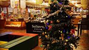 今朝の温度は16度、沖縄も少し冬を感じます。12月といえばクリスマス。サンタさんの活躍のシーズンです。フルーツカフェなどでは暖かくなるスイーツなどもございます。トロピカル王国物語と一緒にご利用下さい。