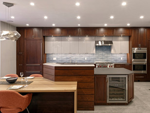 Weekly Living Feature: Cherry and Crystal Combination
