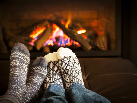 Baby it's Cold Outside! 10 Ways to Make Home Warm & Cosy for Winter!