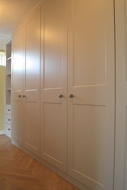 Bespoke Cashmere fitted Wardrobes -_ D K