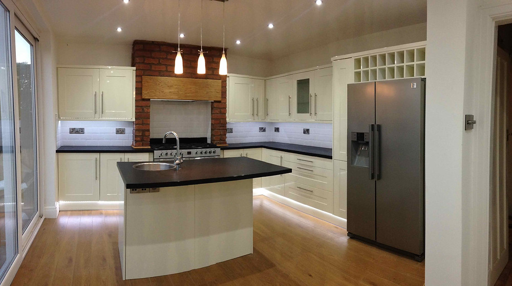 A Bespoke Kitchen-Diner Transformation that You'll Covet! - D K JOINERY | Wirral