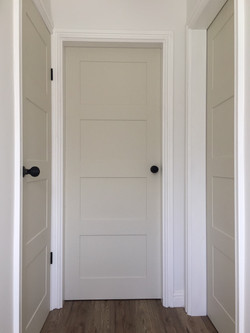 Internal Doors, Fitted Frames & Floor