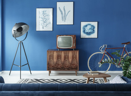 Eclectic is the 'Coco Chanel' of the Interior World. Be Bold. Be Different!