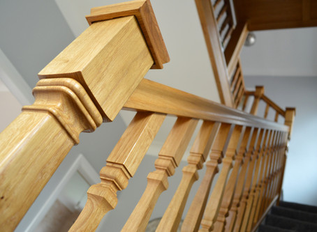 Staircase Renovations Are Stealing the Spotlight in the British Home!