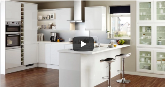 Howdens Kitchen Vido DemonstrationRecommended by D K JOINERY | Wirral