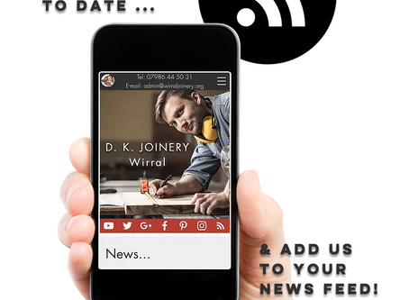 Stay Up To Date & Add Us To Your News Feed!