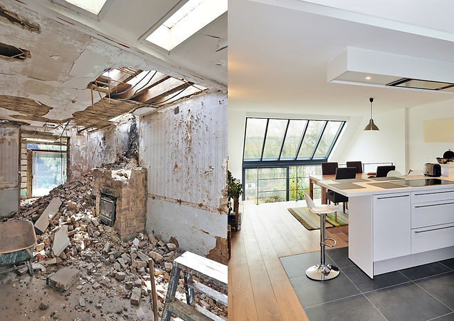 D K JOINERY | Wirral | Before & After's