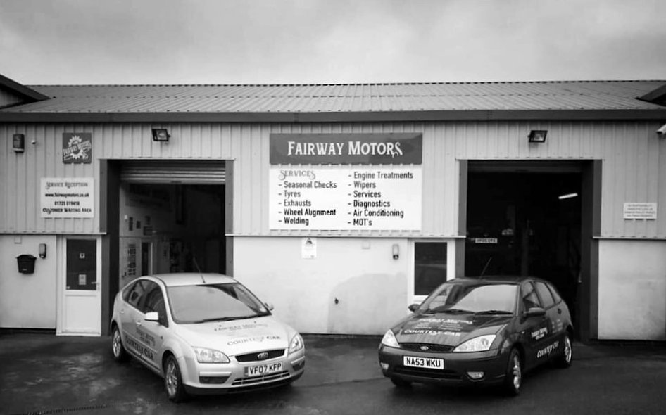 Fairway Motors, MOT, Salisbury, Diagnostics, Tyres, 4 Wheel Laser Alignment, Welding, Exhausts, Air Con, Services, Class 7 MOT, Salisbury, Wiltshire, Dorset
