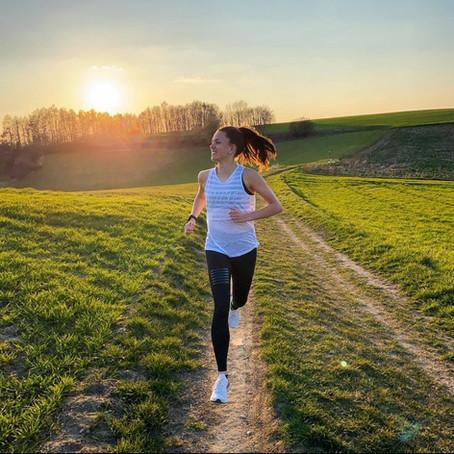Sport bringt definitiv Abwechslung in den Alltag