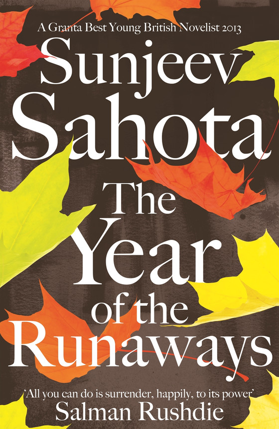 The Year of the Runaways, Sunjeev Sahota