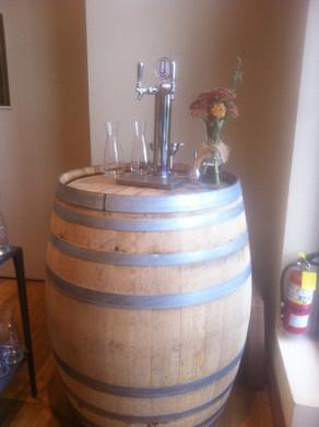 Trius Winery Custom Tower