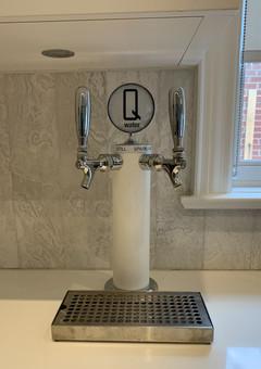 Custom Q water