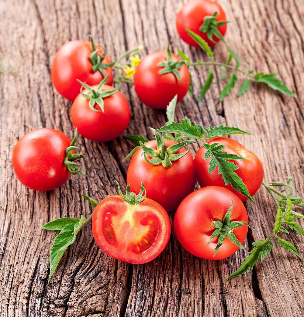 Benefits of Tomatos