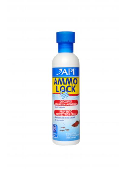 Ammo Lock - API