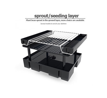 OwnGrown Indoor Garden Sprout and Seed Layer
