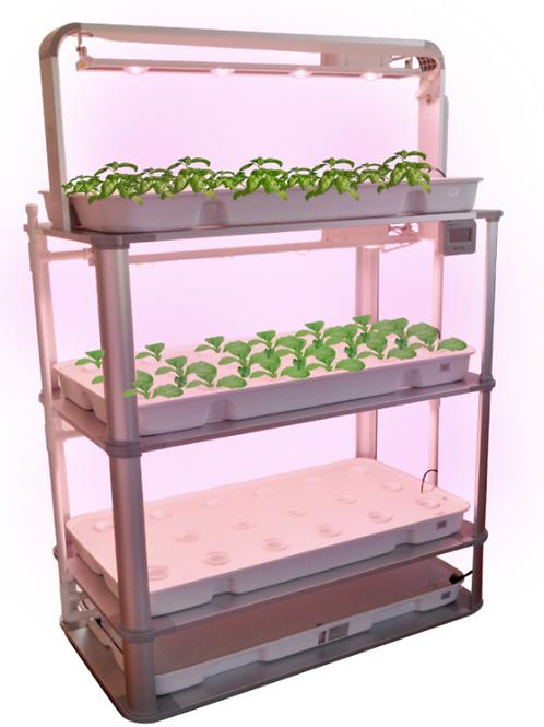 Stem Urban Vertical Hydroponic Farm