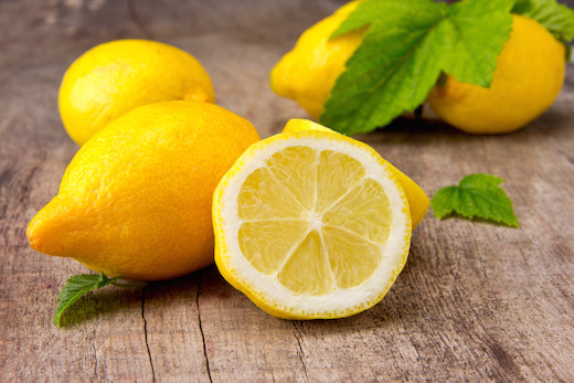 Food Matters- healthy benefits of lemon