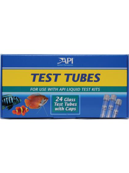 Test Tubes- 24 Pack - API
