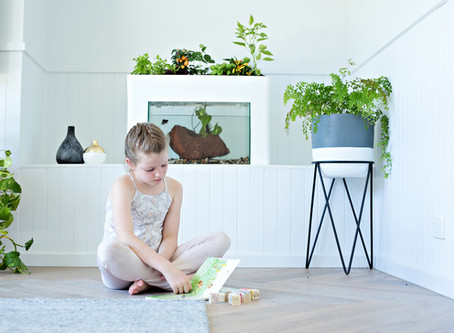 Homeschooling: Urban Farming at home is easy with the Aquasprouts!